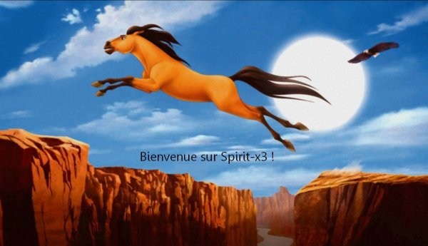 """blog de spiritx3  """" et je grandis  de poulain je devin"""