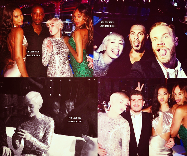 ". |28/05/2014 | Appearances | Miley �tait pr�sente aux World Music Awards � Monaco.  Elle a remport� ""Best Pop Video"" et ""Best Female Act"""