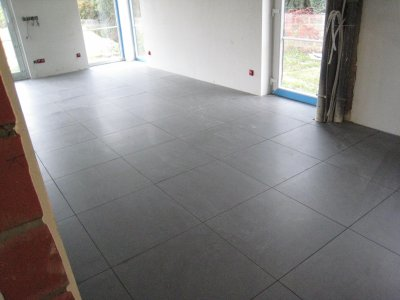 Carrelage 60x60 Gris Ciment