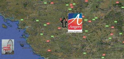Angers La foire Saint-Martin Du 6 au 28 novembre 2010