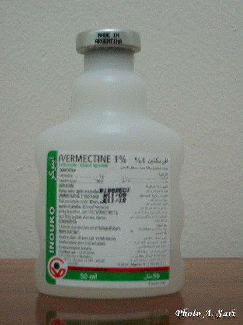 Ivermectine