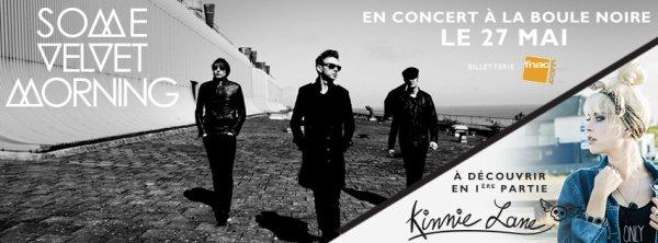 CONCERT PARIS, 27 MAI 2013.