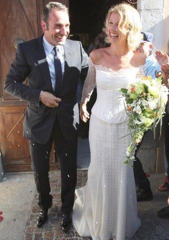 Mariage de alexandra lamy et jean dujardin blog de for Lamy dujardin