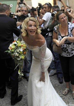 Mariage de alexandra lamy et jean dujardin blog de for Gaelle et jean dujardin