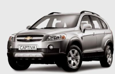 chevrolet captiva le monde du 4x4 et du suv. Black Bedroom Furniture Sets. Home Design Ideas