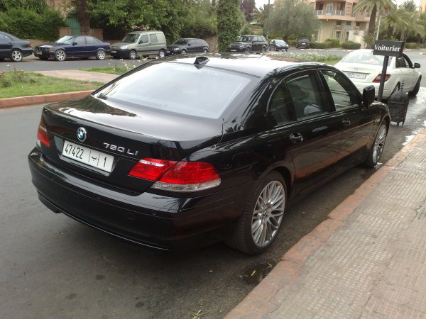 780 Li V12 Blog De Rabat Cars