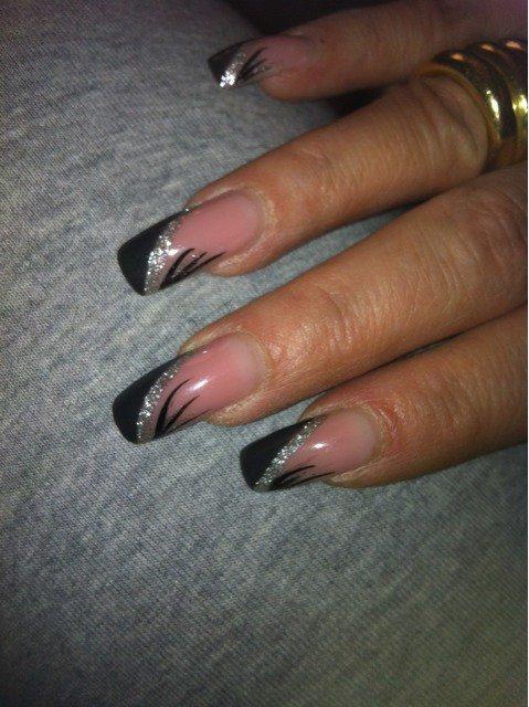 gel gris for hair nails. Black Bedroom Furniture Sets. Home Design Ideas