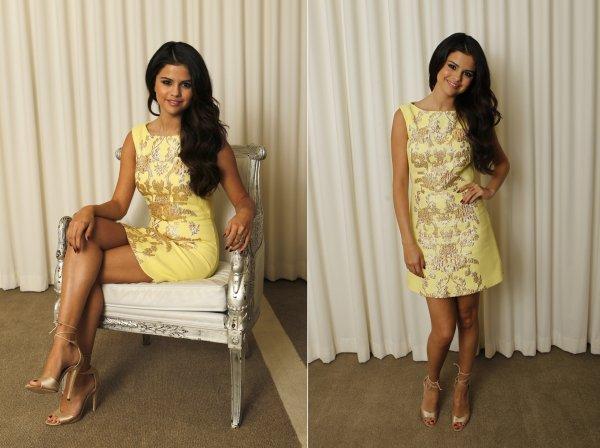 Selena a fait un photoshoot pour l'agence Reuters lors de la promotion de Spring Breakers � L.A