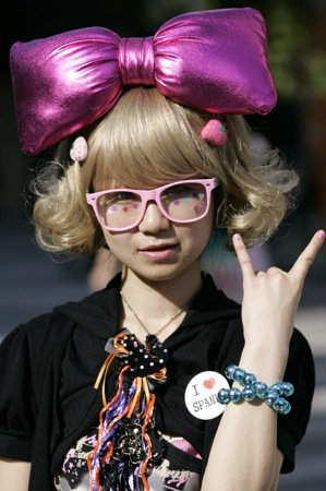 1980s Fashion Punk Women