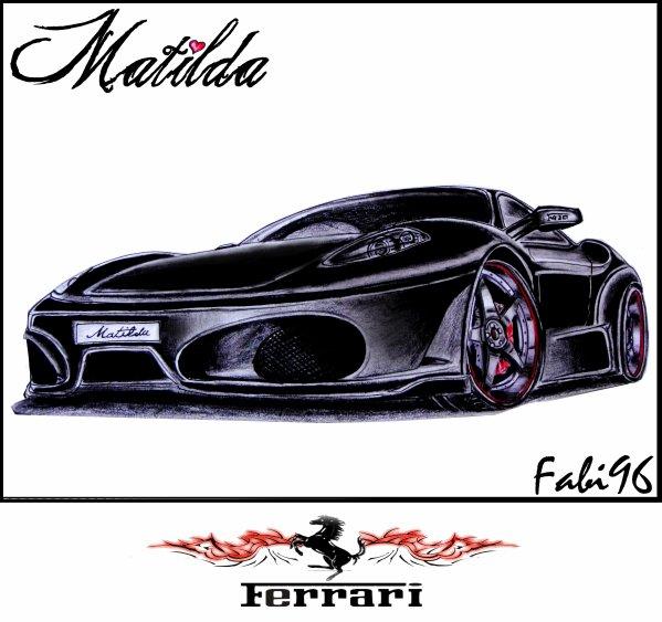 Dessin ferrari f430 pour matilda tuning design - Dessin de ferrari ...