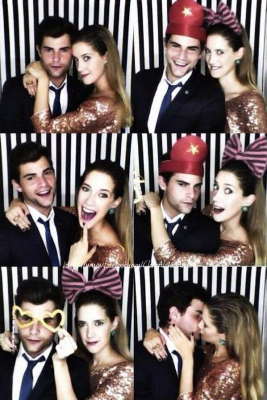 Clara Alonso couple
