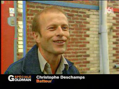 <b>Christophe Deschamps</b>, le batteur de Jean Jacques Goldman - 232310424