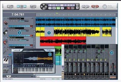 Logiciel de musiques creation music creator djwestbertisound - Logiciel pour couper la musique ...