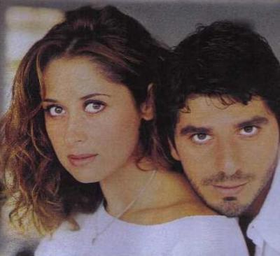 Lara Fabian couple