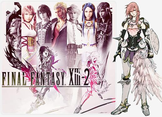 Les personnages de ff