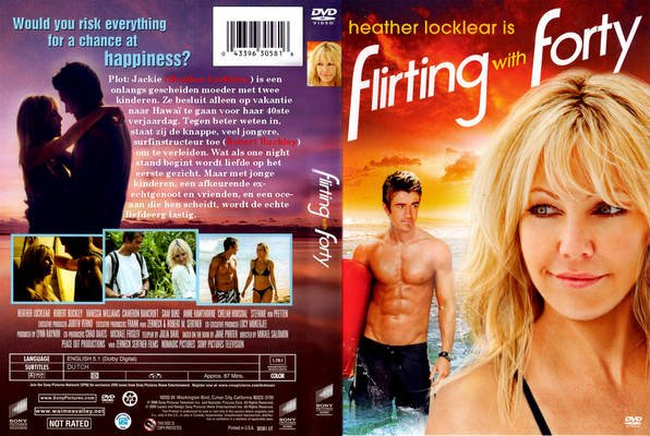 flirting with forty dvd series 1 3 5