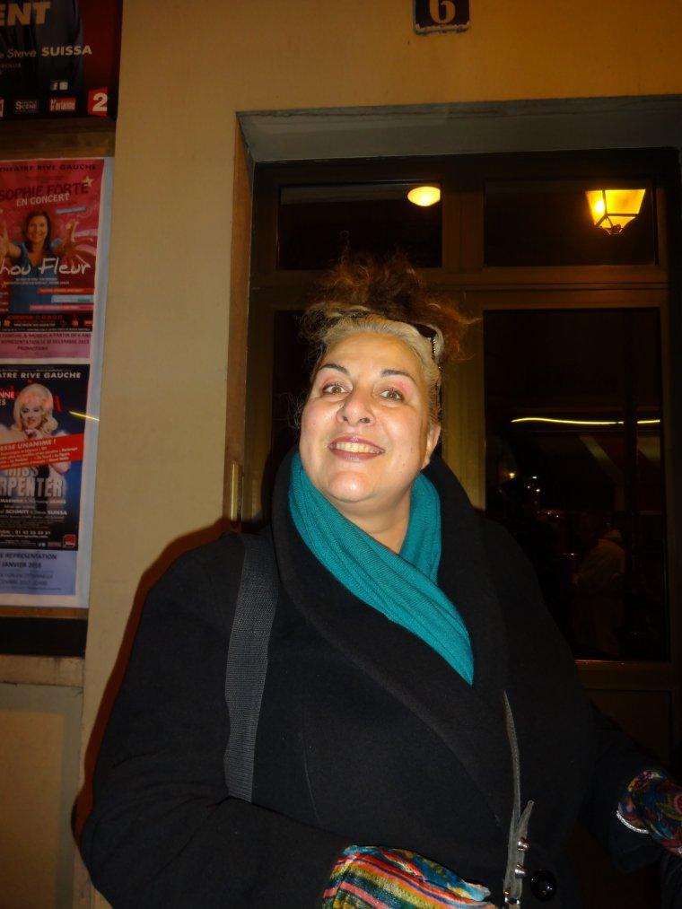 marianne theatre rive gauche