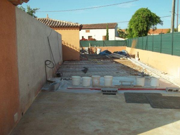 chantier puget sur argent 450 m2 troisi�me partie