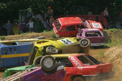 2�me GRAND PRIX de FUN CARS de SAINT MARTIN DE VAULSERRE le 10 JUILLET 2011