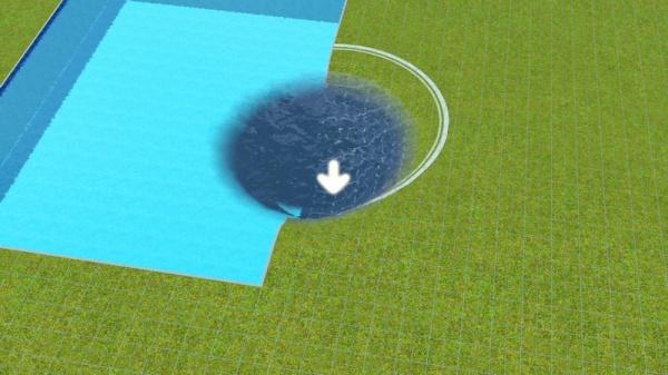 7 nager dans un bassin 4 tutoriels pour les sims 3 ici for Maison sims 4 piscine