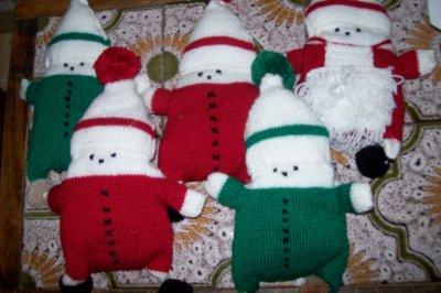 tricoter noel