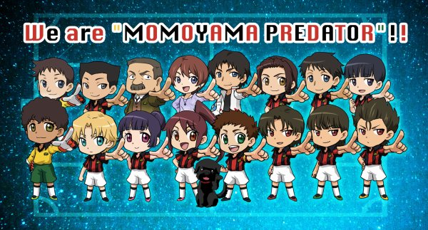 Momoyama Predators 3164563786_1_12_gSjOI7ER