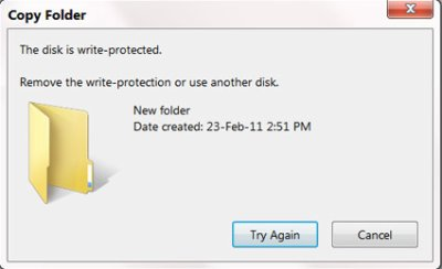 How to Write-Protect USB Flash Drive