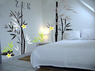 ambiance douce du zen pour une chambre blog de signerg. Black Bedroom Furniture Sets. Home Design Ideas