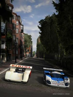 toyota 7 race car 39 70 vs minolta toyota 88 c v race car. Black Bedroom Furniture Sets. Home Design Ideas
