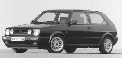 fiche technique volkswagen golf ii gti g60 voiture. Black Bedroom Furniture Sets. Home Design Ideas