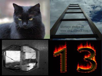 Vendredi 13 bienvenue toi cher visiteur sur le blog de for Le numero 13 porte malheur