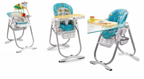 La chaise haute polly magic 3 en 1 chicco you me b by for Chaise haute polly magic chicco pas cher