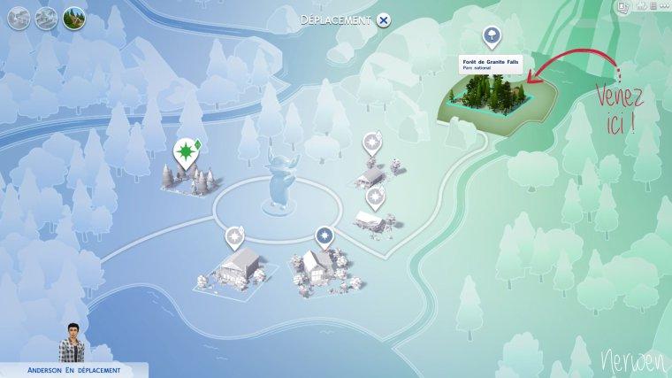 comment avoir les sims 4 destination nature