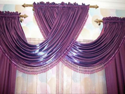 Rideau marocain blog de salon marocain 2012 - Modele de rideau pour salon ...