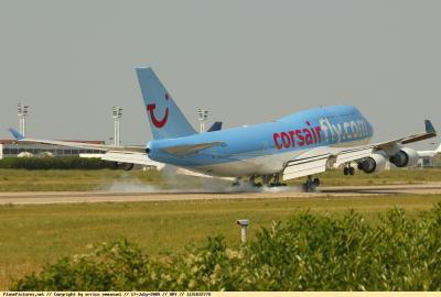 Si c 39 est pas magnifique for Plan de cabine boeing 747 400 corsair