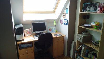 Notre bureau chambre d 39 amis blog de revedenotrefamille - Chambre d amis et bureau ...