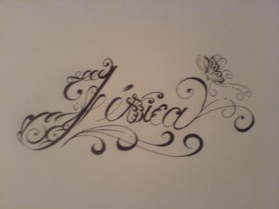 Calligraphie mimi tattoo - Calligraphie tatouage prenom ...
