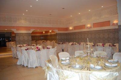 Les noces d 39 or negafa toulouse salle de mariage orientale - Cadeau noce d or ...