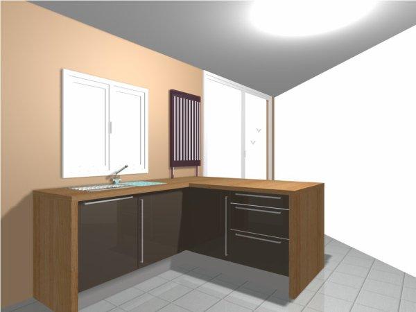 La cuisine construction didie j j for Cuisine 3d hygena