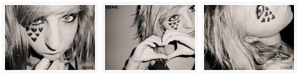 Oc�ane, la webmiss de weheartphotoshop. ♥