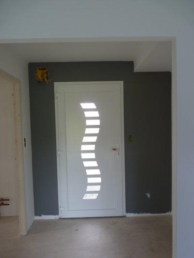 11 06 11 peinture blog de notre future construction for Peinture pour entree