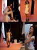 .► _--_Nouvelles photos du photoshoot de Jessica pour Dove go sleeveless compaign .