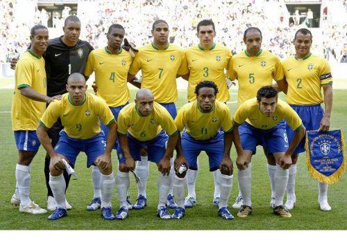L 39 equipe nationale du bresil ansumeddine - Coupe du monde de foot 2002 ...