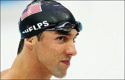 le meilleur nageur du monde