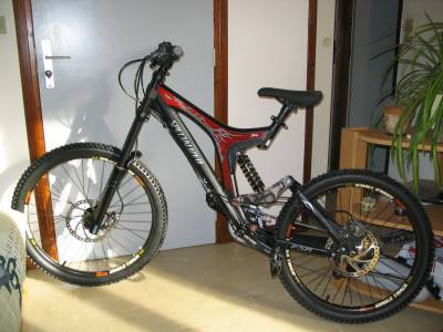 Specialized Big Hit Fsr 2005 Specialized Big Hit Fsr 2005