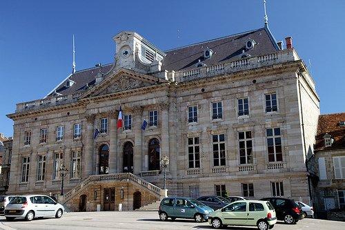 Hôtel de Ville Langres (Лангр) - достопримечательности, путеводитель по городу