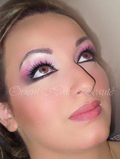 Maquillage libanais - COIFFURE - MAQUILLAGE LIBANAIS - HENNE