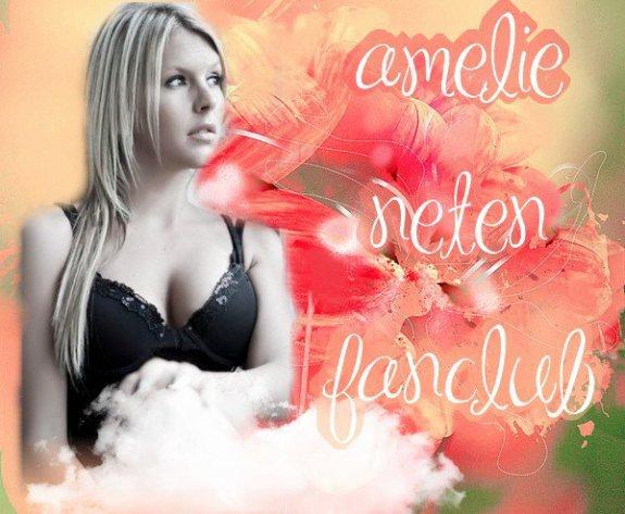 bienvenue sur le blog FAN CLUB de Am�lie Neten