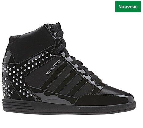 adidas chaussures basket adidas femme compense. Black Bedroom Furniture Sets. Home Design Ideas