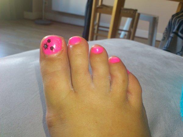 Blog de marion s nails cr ation d 39 ongles en gel d co - Ongle en gel pied ...